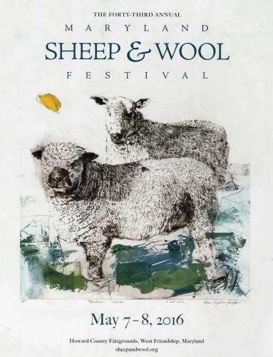 Maryland 2016 Sheep & Wool Festival