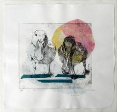 Two Quackers - Color vi